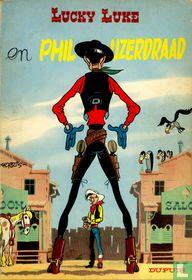 Lucky Luke en Phil IJzerdraad