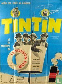 Tintin et le mystère de la toison d'or (Kuifje film poster)