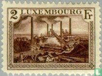 Staalfabrieken in Esch-sur-Alzette
