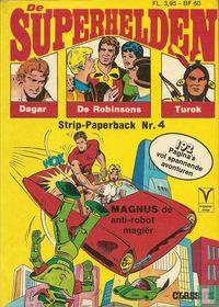 De superhelden 4