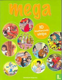 Mega - 10 knettercoole strips