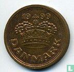 Denemarken 50 øre 1999