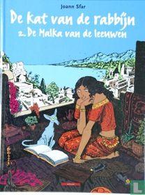 De Malka van de leeuwen