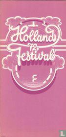 Holland Festival 72