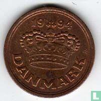 Denemarken 50 øre 1994