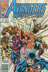 Avengers West Coast 74