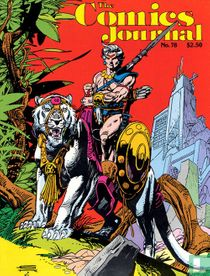The Comics Journal 78