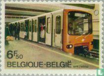 Eerste metrolijn Brussel