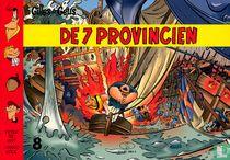 De 7 provinciën