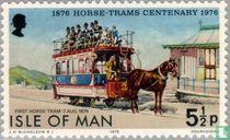 100 years horsetram