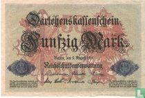 Germany 50 Mark (P49b)