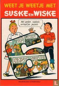 Weet je weetje met Suske en Wiske