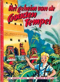 Het geheim van de Gouden Tempel