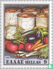 Export of fruits and vegetables