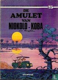 De amulet van Niokolo-Koba