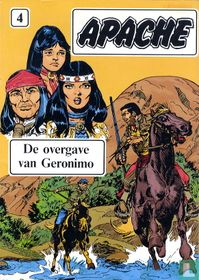 De overgave van Geronimo