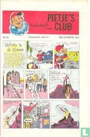 Pietje's club 16