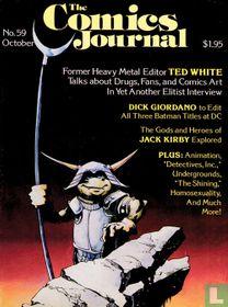 The Comics Journal 59