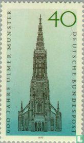 Münster Ulmer 1377-1977