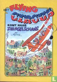 Het Flying Circus komt naar Zwingelschans