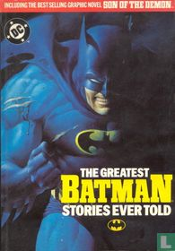 The Greatest Batman Stories ever Told