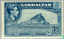 George VI, Landscapes, Europa Point