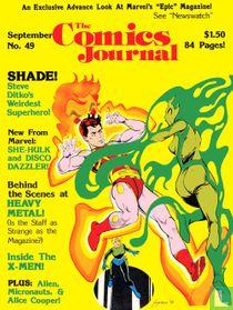 The Comics Journal 49