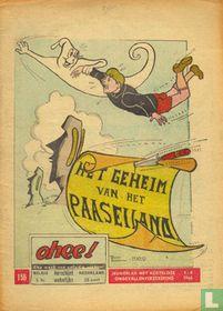 Het geheim van het Paaseiland