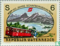 100 years Schafbergbahn