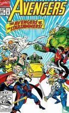 The Avengers 350