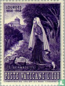 Maria Lourdes appearance 100 years