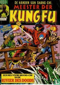 Een hel voor Shang-Chi in de rivier des doods