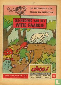 Geschiedenis van het witte paardje