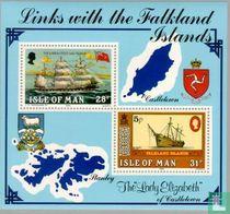 Historische Verbinding met de Falkland-eilanden kopen
