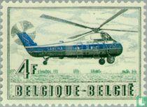 Helikopter- transport SABENA