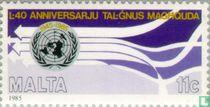 Verenigde Naties 40 jaar