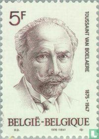 Fernand Toussaint van Boelaere