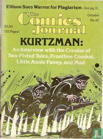 The Comics Journal 67