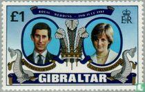 Wedding Prince Charles and Diana