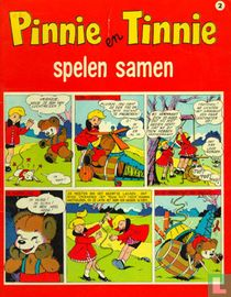 Pinnie en Tinnie spelen samen