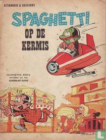 Spaghetti op de kermis