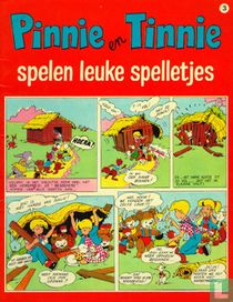 Pinnie en Tinnie spelen leuke spelletjes