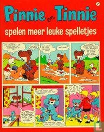 Pinnie en Tinnie spelen meer leuke spelletjes