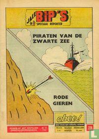 Piraten van de zwarte zee + Rode gieren