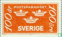 100 Jahre Postspaarbank