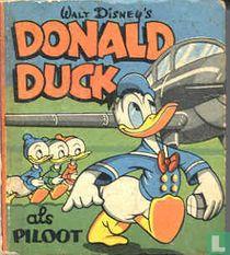 Donald Duck als piloot
