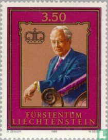 Vorst Franz Josef II 80 jaar