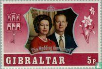 Queen Elizabeth II-Wedding Anniversary