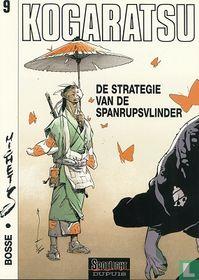 De strategie van de spanrupsvlinder