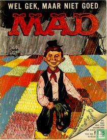 Mad - 1e reeks (tijdschrift)